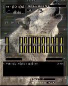 Vlk Winamp, Equalizer a Playlist skin - 250 KB